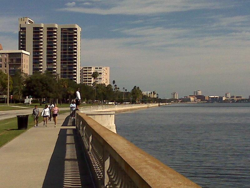 Bayshore Blvd Tampa, Fl