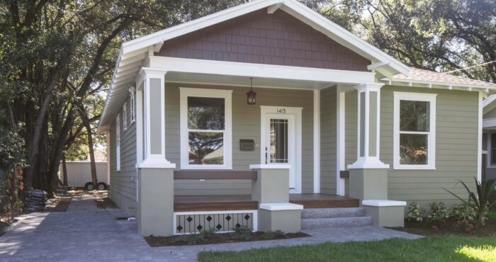 tampa bungalow homes
