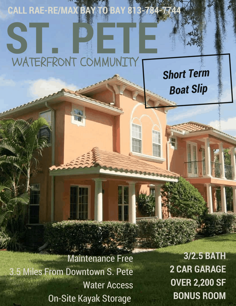 BEST NEIGHBORHOODS ST. PETERSBURG, FL
