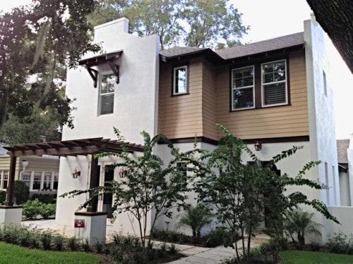 Bayard Construction New South Tampa Home