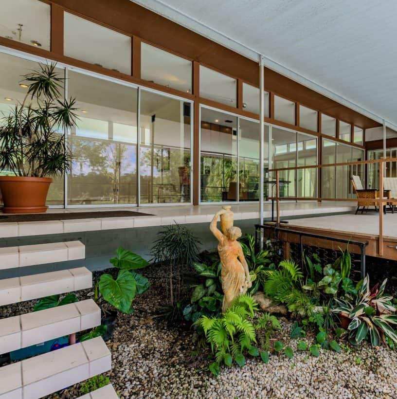 Frank DePasquale Mid Century Home in Tampa!