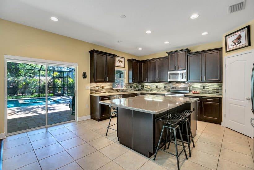 South Tampa Pool Home
