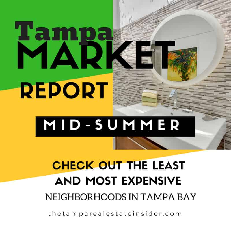 Tampa Housing Market Report-Mid Year 2018