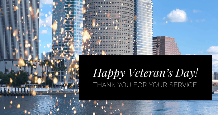 Veterans Retiring in Tampa | Neighborhoods for Veterans Fl