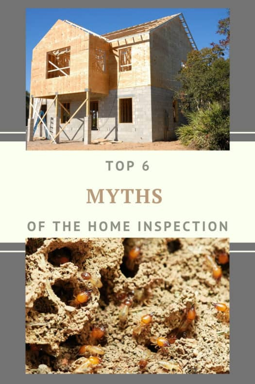 6 Myths of Home Inspections-Homecheck Tampa