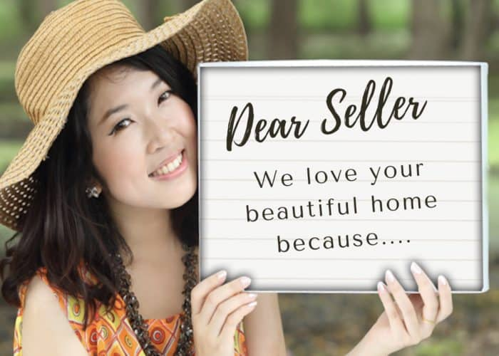 Buyer Letters to Sellers