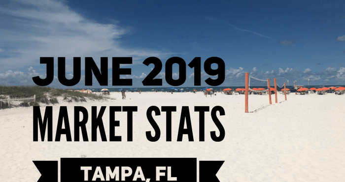 Tampa Real Estate Market 2019