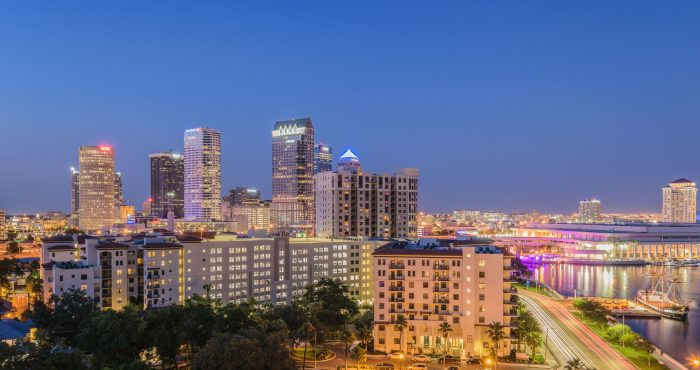 Downtown Tampa Condominiums