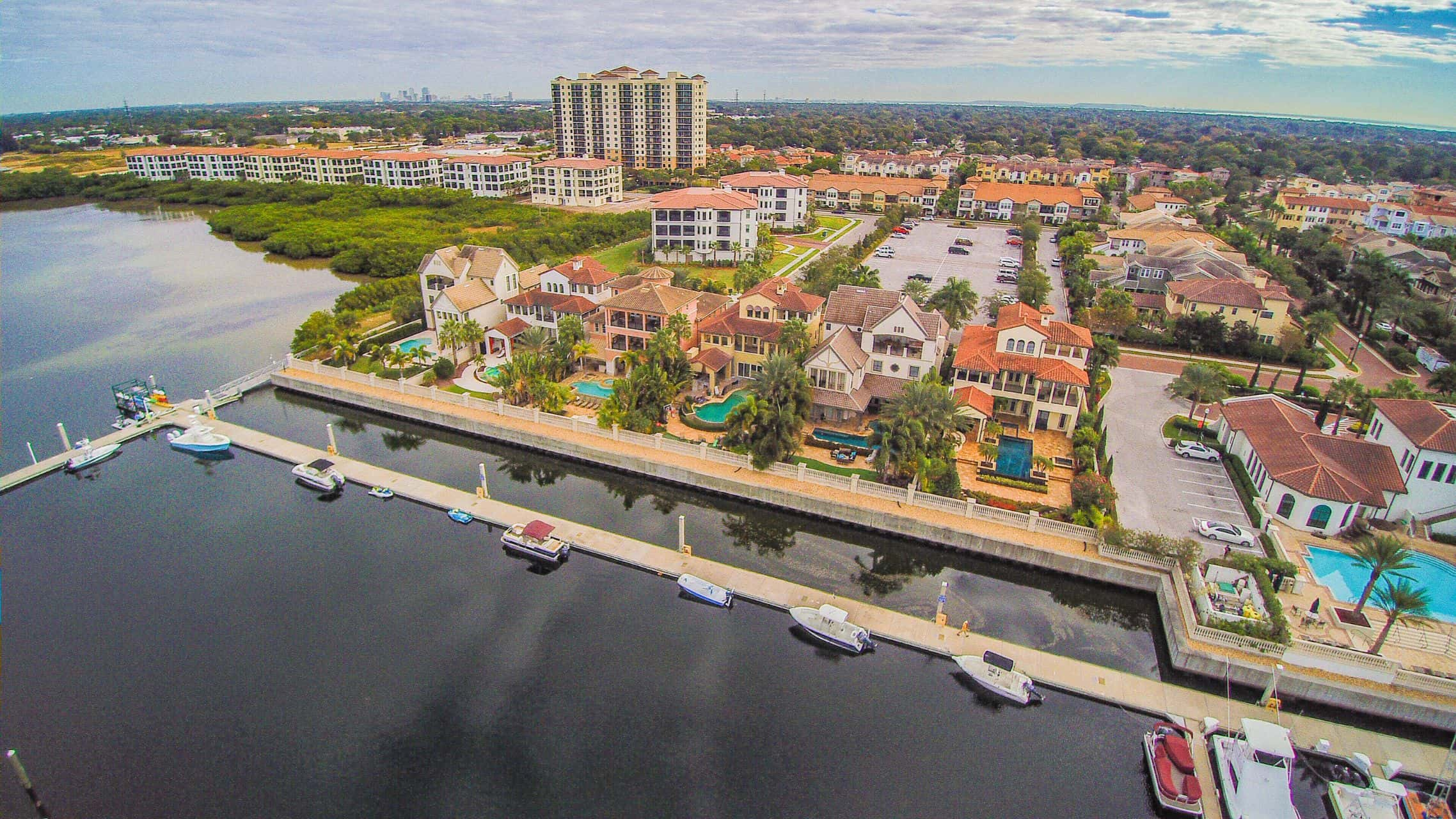 Westshore Marina District