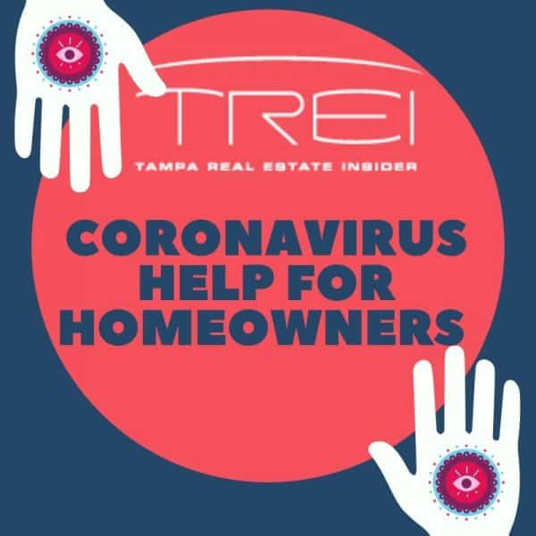 Coronavirus Help for Homeowners