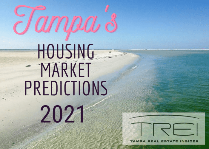 Tampa's Housing Market 2021